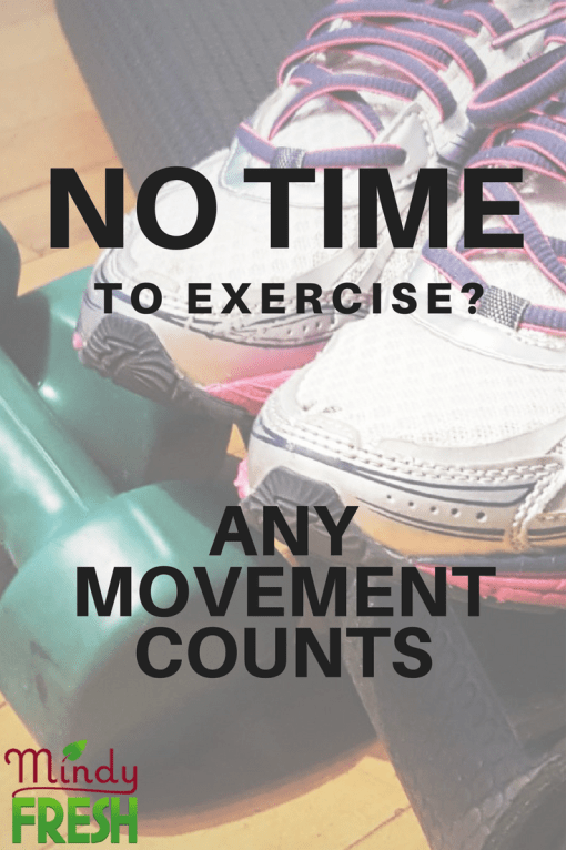 No time to exercise