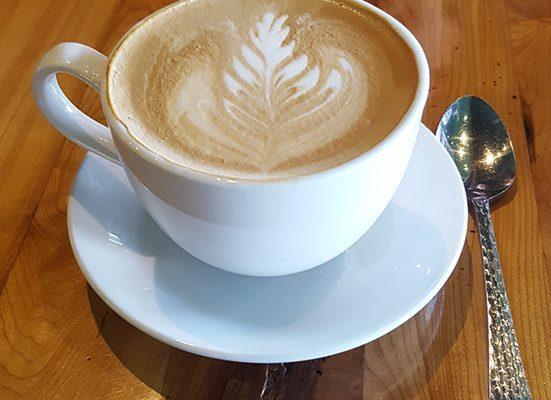 Healthier Latte