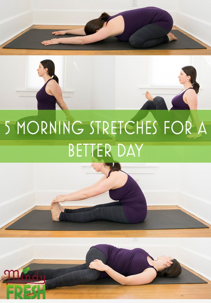 best morning stretches