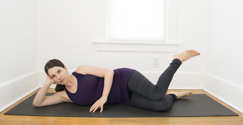 Lazy Lower Body Workout