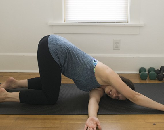 5 Twists To Loosen The Spine