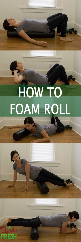 foam roll exercises