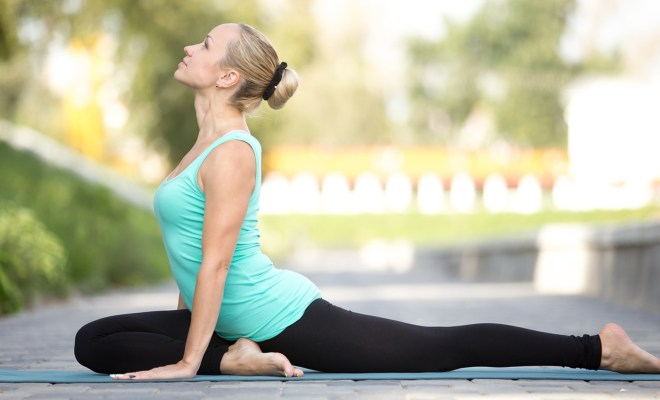 Can yoga do something for losing weight? 4