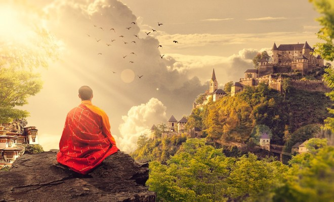Meditation on material well-being 3