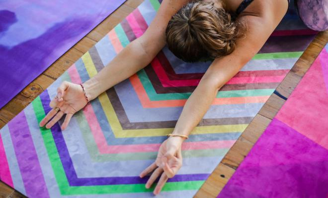 How should you choose a yoga mat? 1