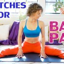 How is yoga helpful for weight loss & back pain? 12