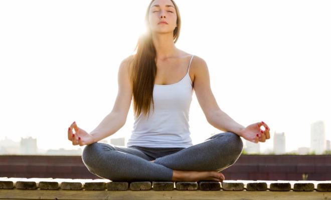 Can yoga help in reducing hair fall? 34