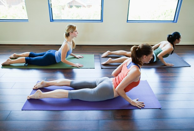 Is yoga exercise beneficial? 8