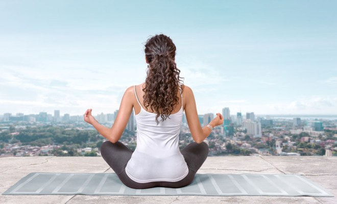 Does meditation mean observing your thoughts? 20