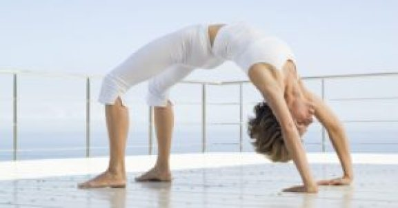 What are the yoga exercises to improve liver functioning? 2
