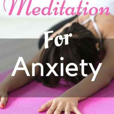 meditation for anxiety