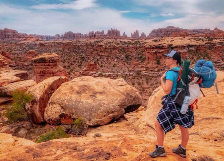 Lost in Canyonlands National Park