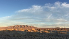Trona Pinnacles. Photo by: Me