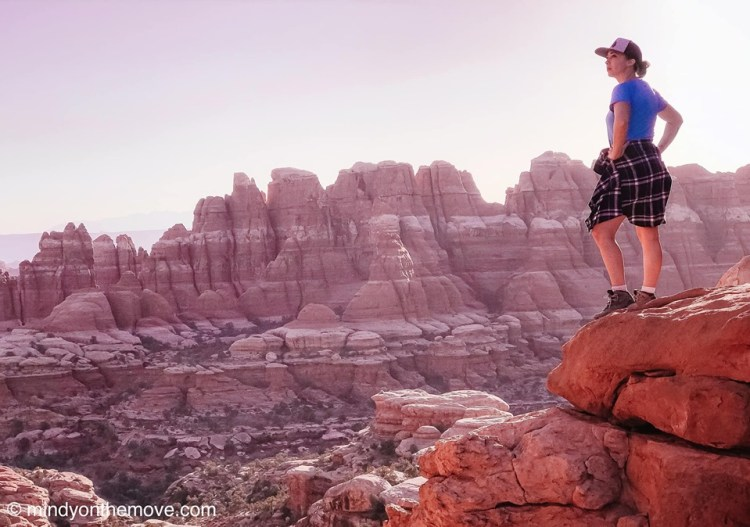 The Needles in Canyonlands National Park