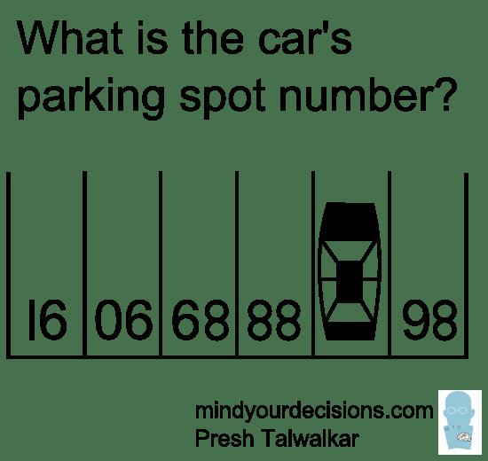 Car Parking Puzzle Answer