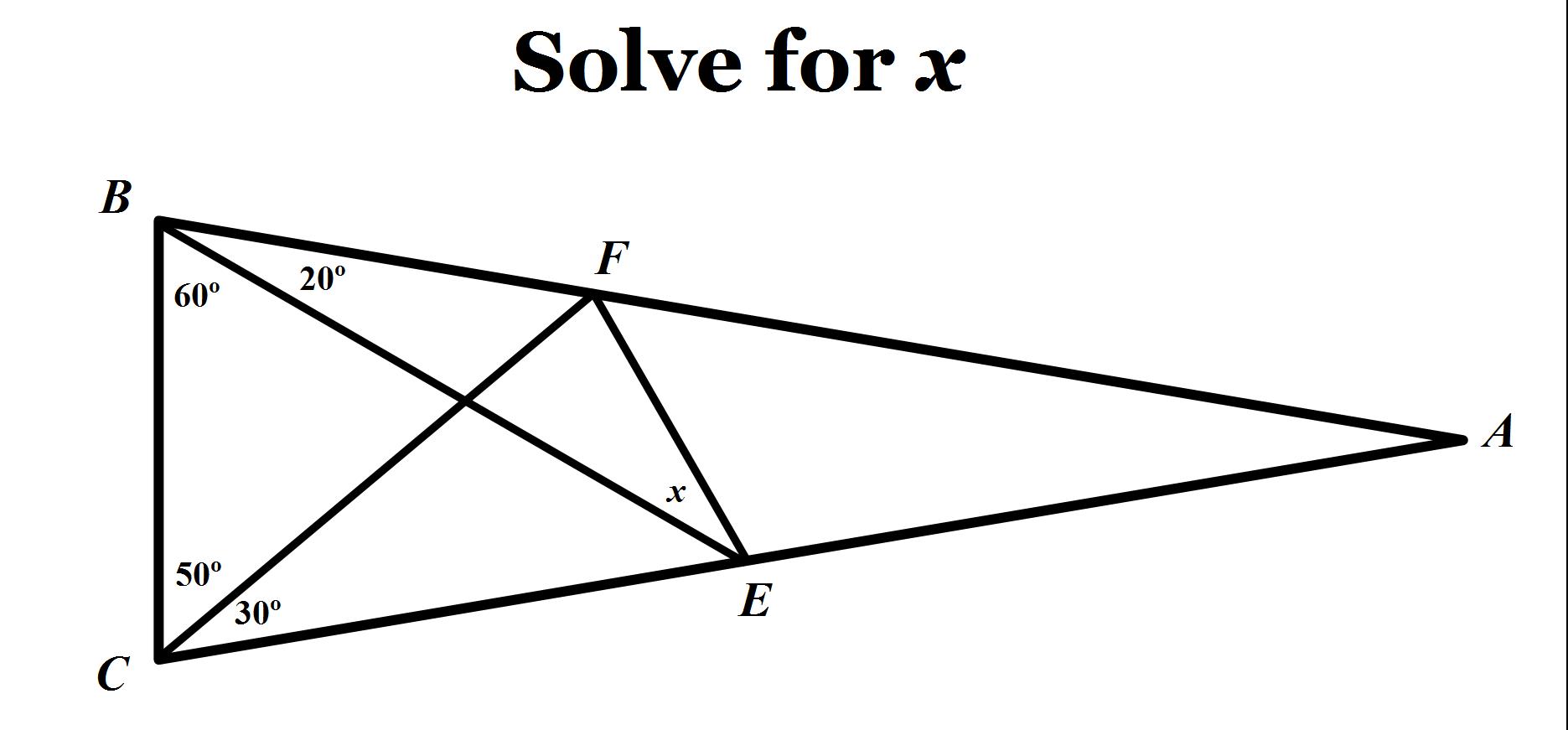 The Hardest Easy Geometry Problem Sunday Puzzle Mind