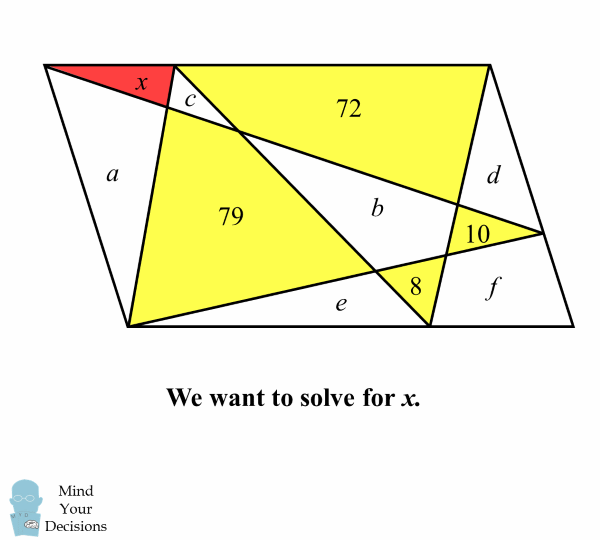 want to solve math problem