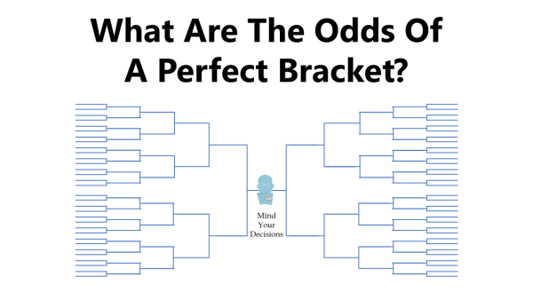 sneakers for cheap 278ad ea359 What Are The Odds Of A Perfect NCAA Basketball Bracket