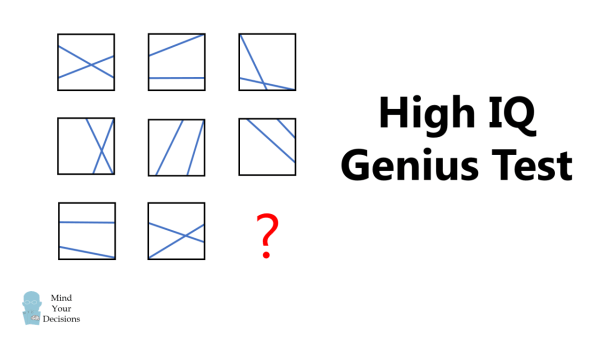 "Which Answer Is Best? ""Genius"" Puzzle – Mind Your Decisions"