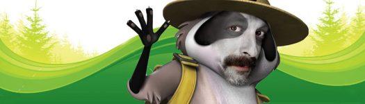Me as Ranger Rick