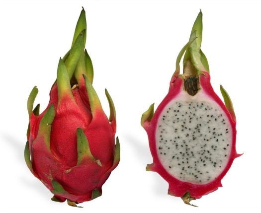 Pitaya Cross Section.