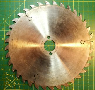 Circular Saw Sharpening