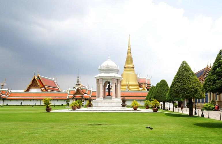 Wat Phra Kaeo Tempel Bangkok