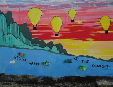 Reduce Waste - Be the Change