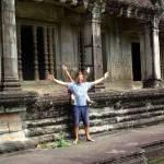 Martin Sara Angkor Wat