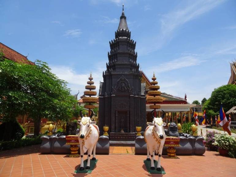 Pagoda Wat Preah Prom Rath