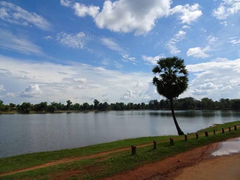 Srah Srang Angkor Wat