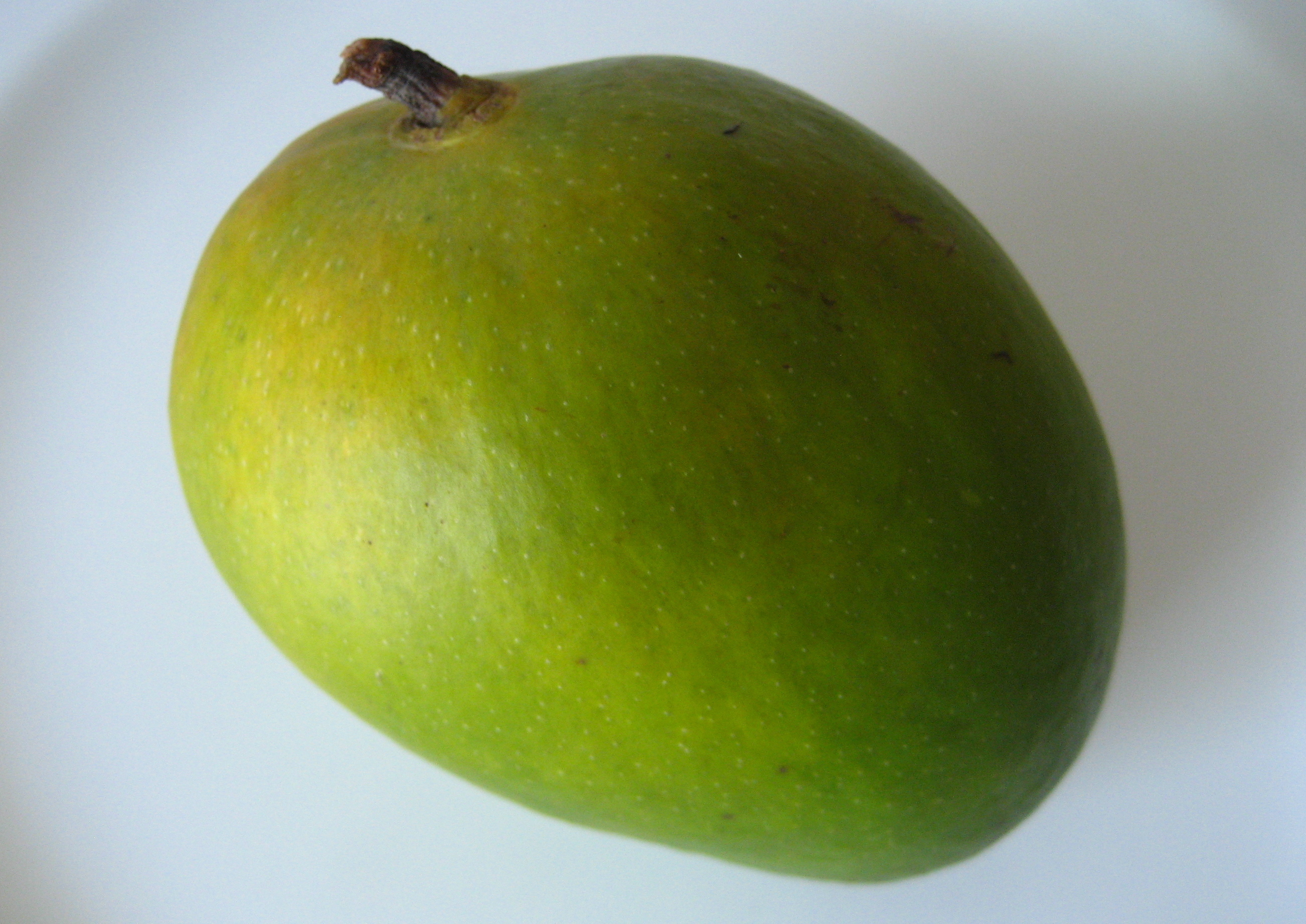 It's almost ripe.  Um, if something happens to me, please pick this culprit out of the lineup.