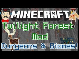 Der Twilight Forest Mod für Minecraft 1.4.6/1.4.7