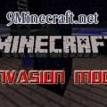 Minecraft Mod - Der Invasions Mod für Minecraft 1.4.5
