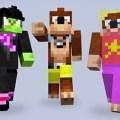 Minecraft Skins - Minecraft Skins Top 10 Dezember 2012 Skins Pack