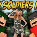 Minecraft Mods - Clay Soldiers Mod für Minecraft 1.4.5 (Soldaten erstellen)