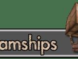 Steampunk Luftschiffe Mod für Minecraft 1.4.6/1.4.7
