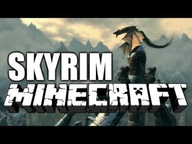 Minecraft Mods - Skyrim Minecraft Mod für 1.4.7