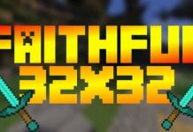 Faithful 32x32 Resource Pack