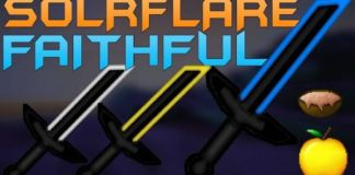 Solrflare Faithful PvP Texture Pack