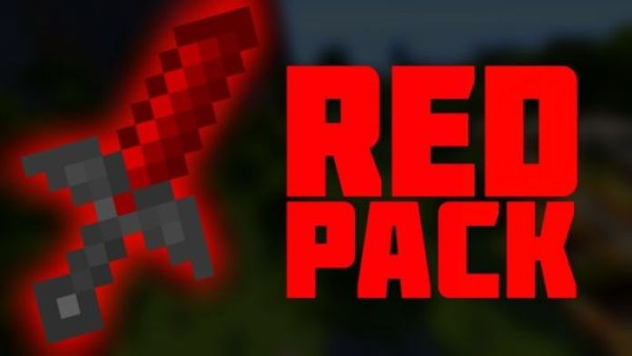 Red craft texture pack download