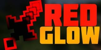 Red Glow PvP Texture Pack 1.9