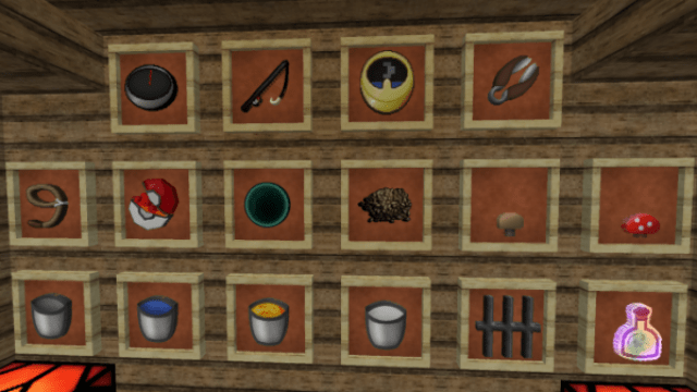 Obscure PvP Texture Pack: Tools