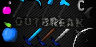 Minecraft PvP Texture Pack Outbreak