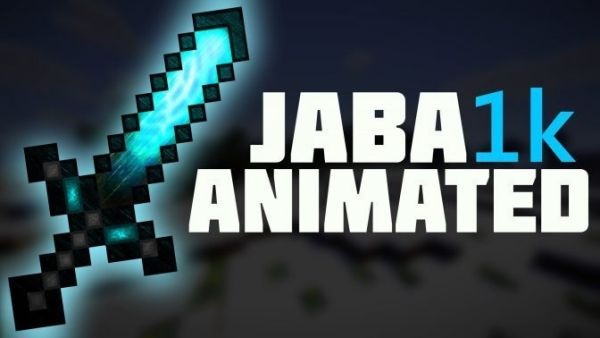 Animated Minecraft PvP Texture Pack 512x512 Jaba