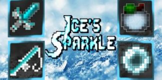 256x256 PvP Texture Pack Ice's Sparkle