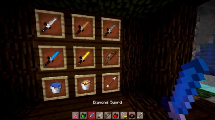xNestorio UHC Resource Pack: Swords