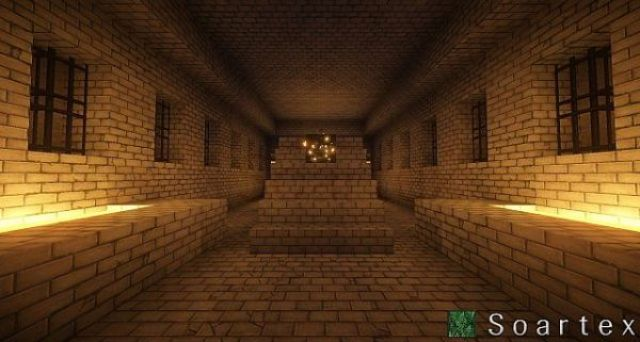 Soartex Fanever Resource Pack: Cave