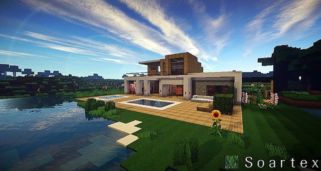 Soartex Fanver Resource Pack: House