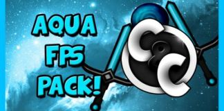 UHC PvP Texture Pack Aqua